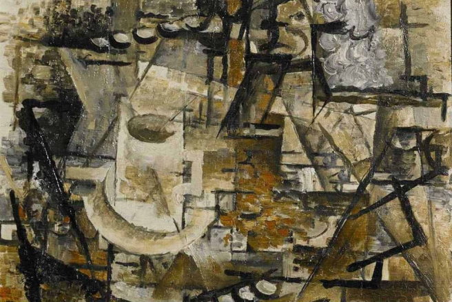 Georges_Braque,_1911,_La_Tasse_(The_Cup),_oil_on_canvas,_24.1_x_33_cm_(9.5_x_13_in)